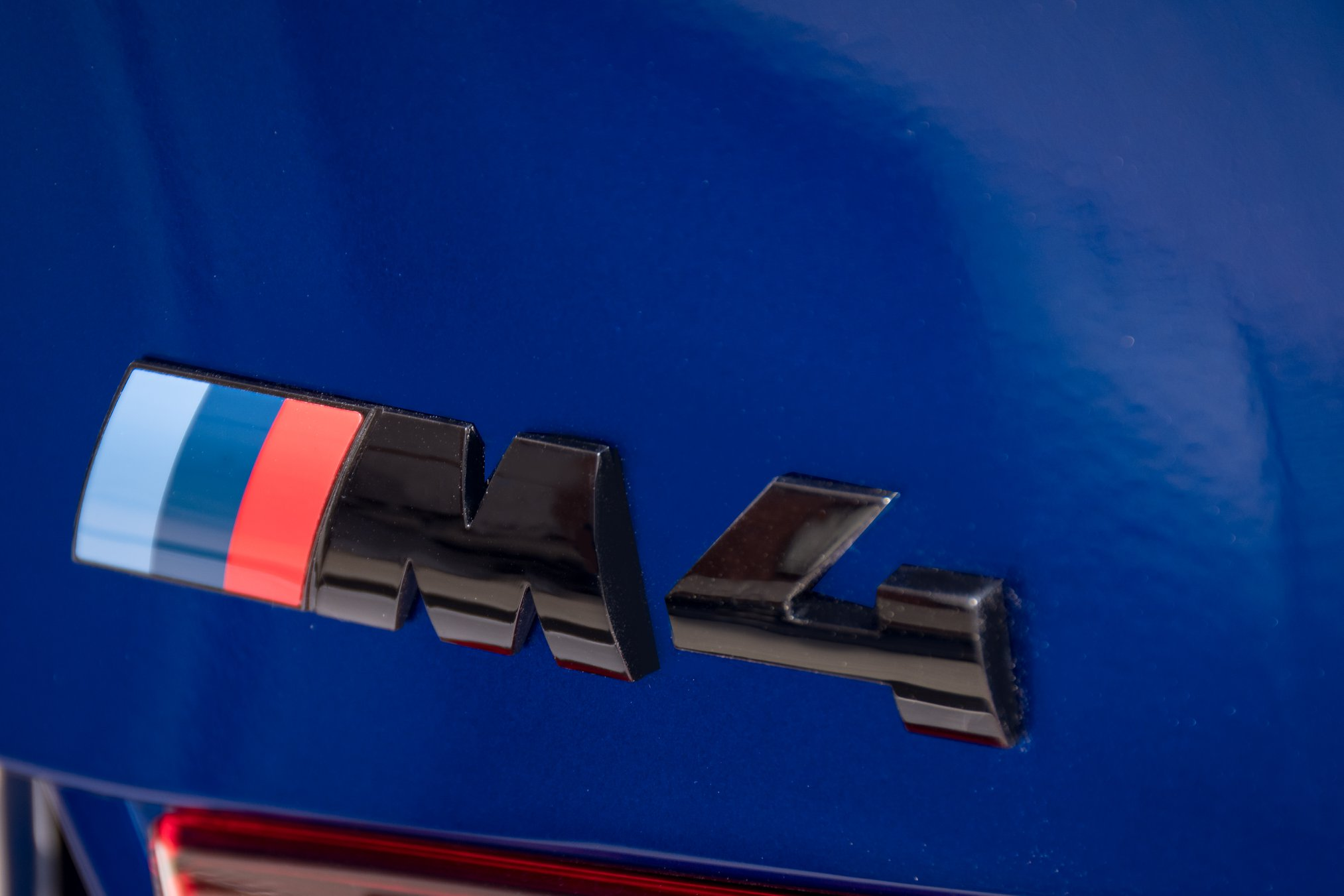 San Marino Blue BMW M4 Competition Convertible F83 33