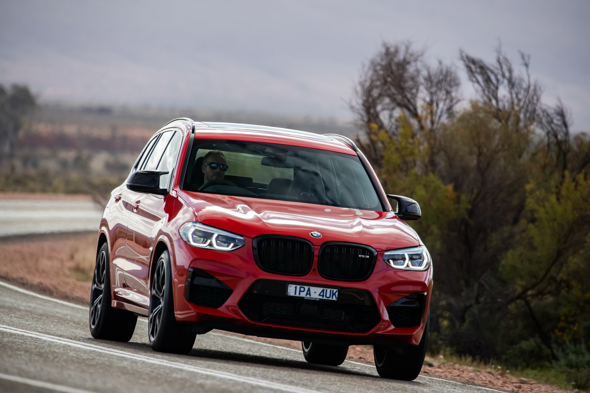 The All New BMW X3 M Competition AU Model 1