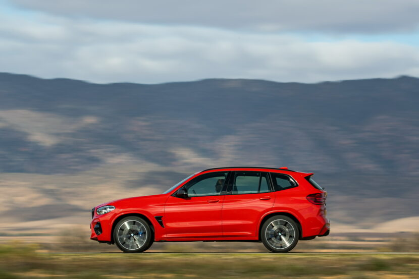 The All New BMW X3 M Competition AU Model 2 830x553