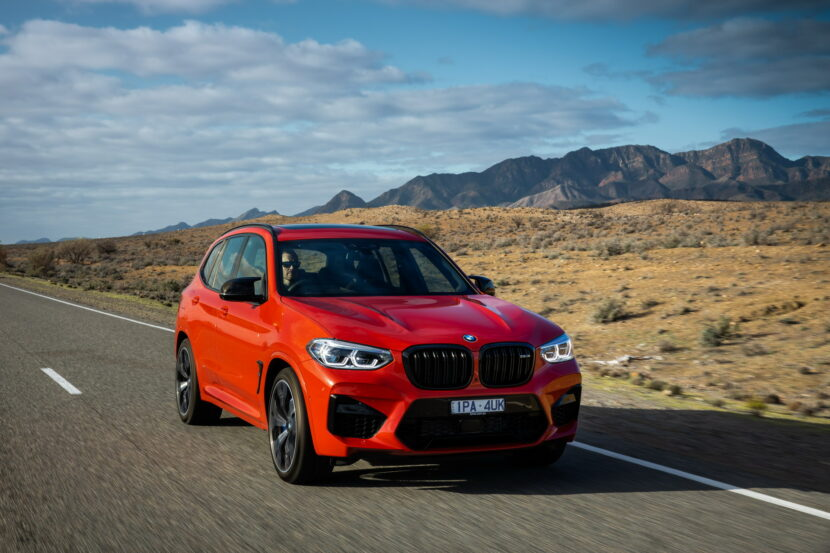 The All New BMW X3 M Competition AU Model 3 830x553