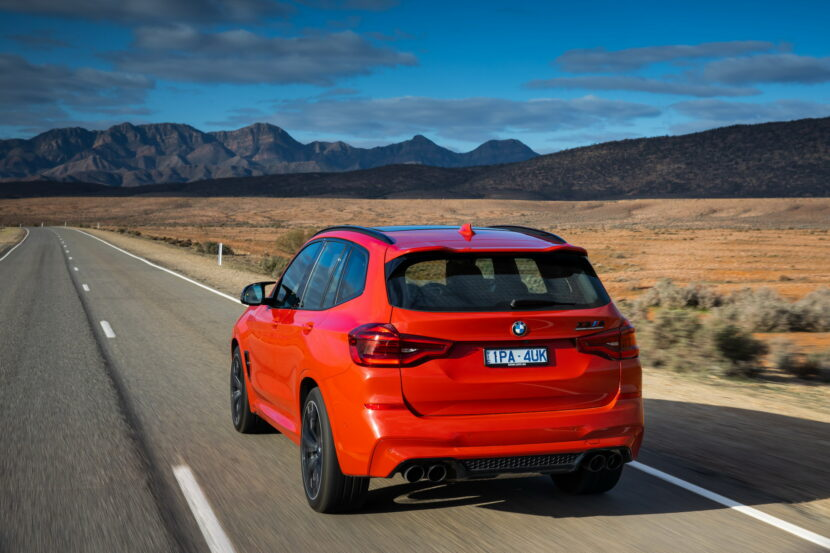 The All New BMW X3 M Competition AU Model 6 830x553