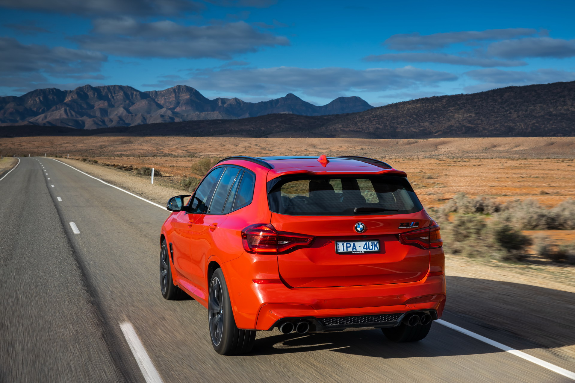 Photo Gallery Bmw X3 M Competition F97 In The Australian Outback
