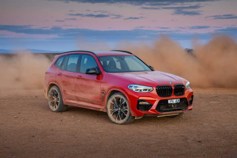 The All New BMW X3 M Competition AU Model 7 830x553