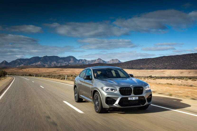 The All New BMW X4 M Competition AU Model 12 830x553