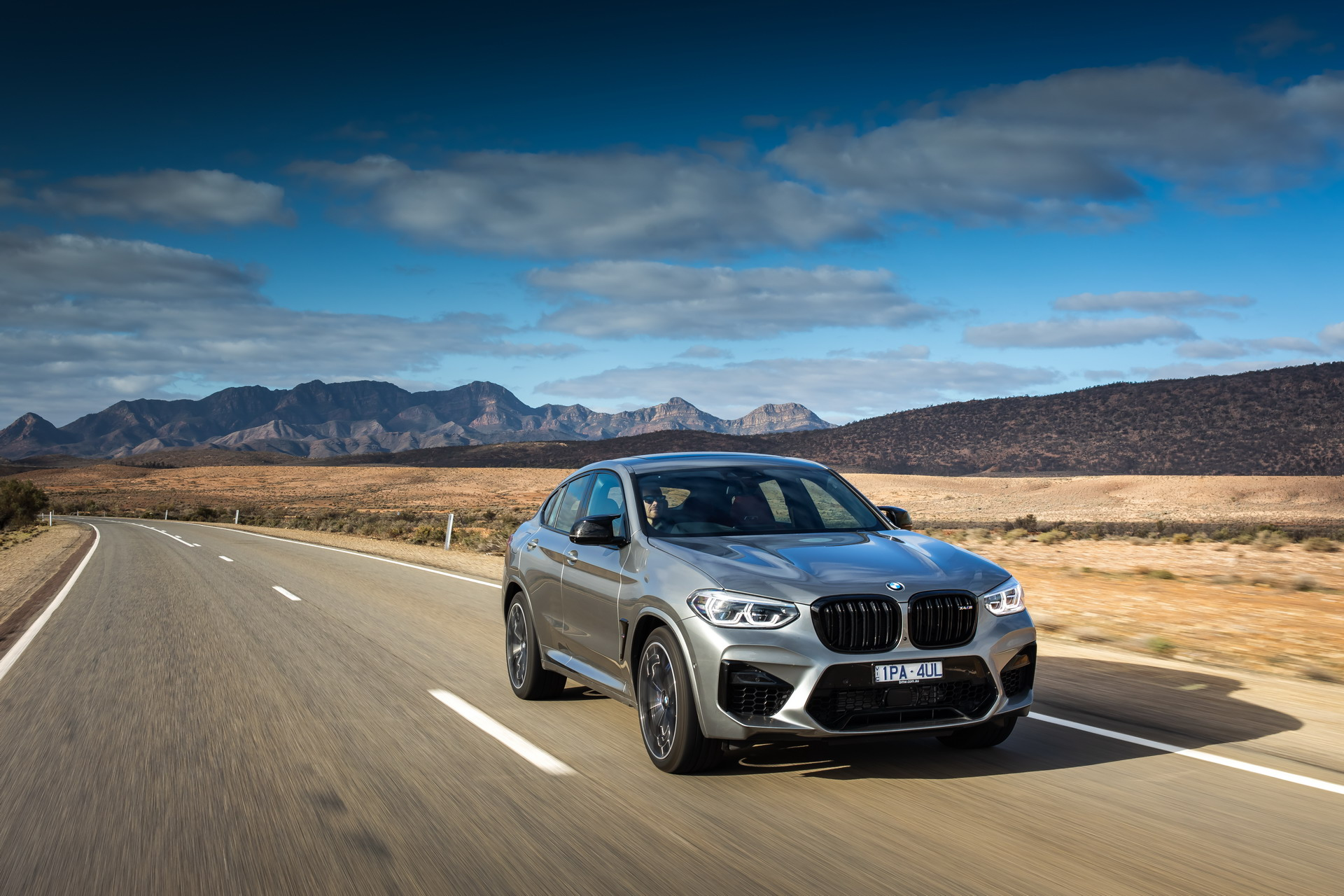 The All New BMW X4 M Competition AU Model 12