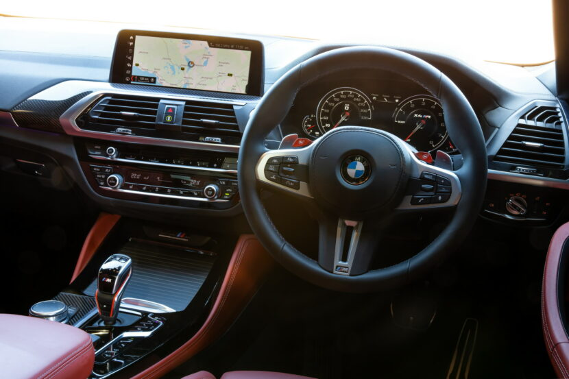 The All New BMW X4 M Competition AU Model 15 830x553
