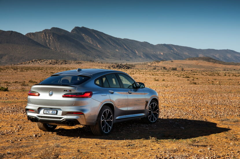 The All New BMW X4 M Competition AU Model 6 830x553