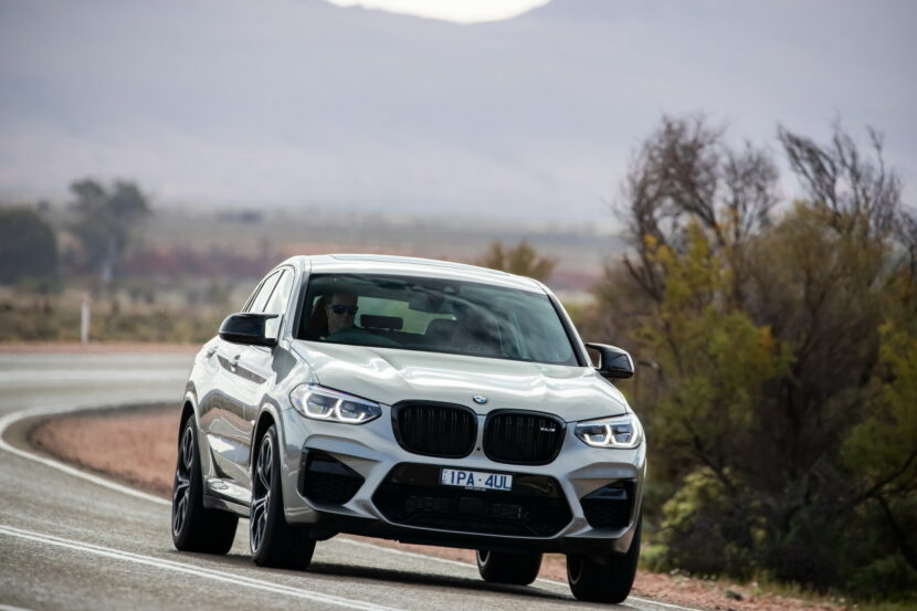 The All New BMW X4 M Competition AU Model 8 830x553