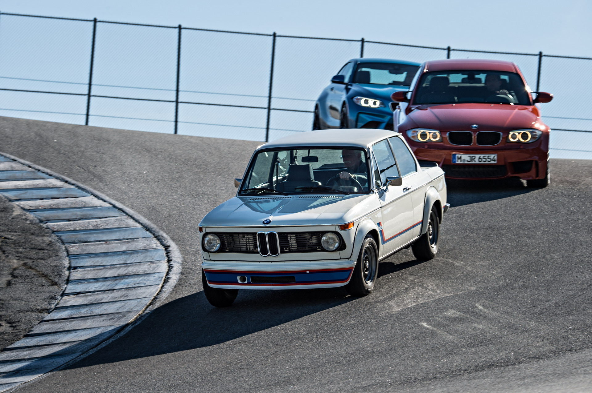 The BMW 2002 16
