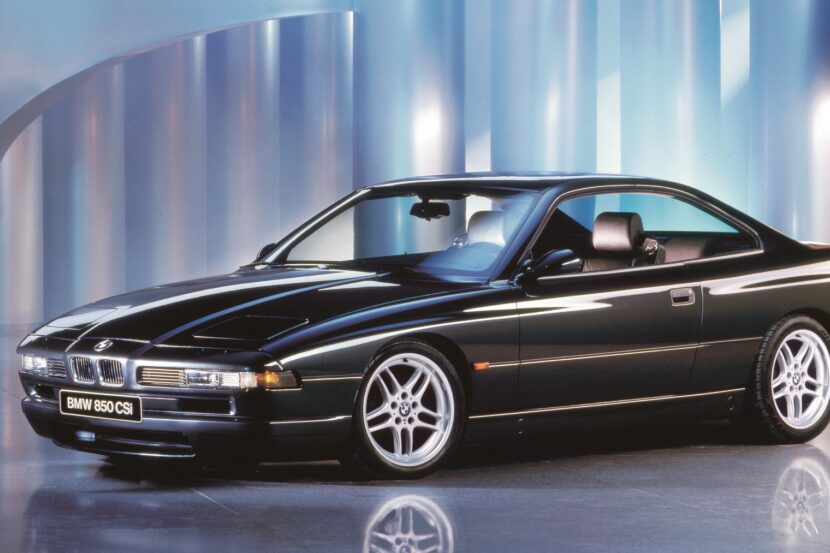 The BMW 850CSi E31 6 830x553