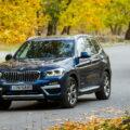 The BMW X3 xDrive20d xLine Greek market launch 31 120x120