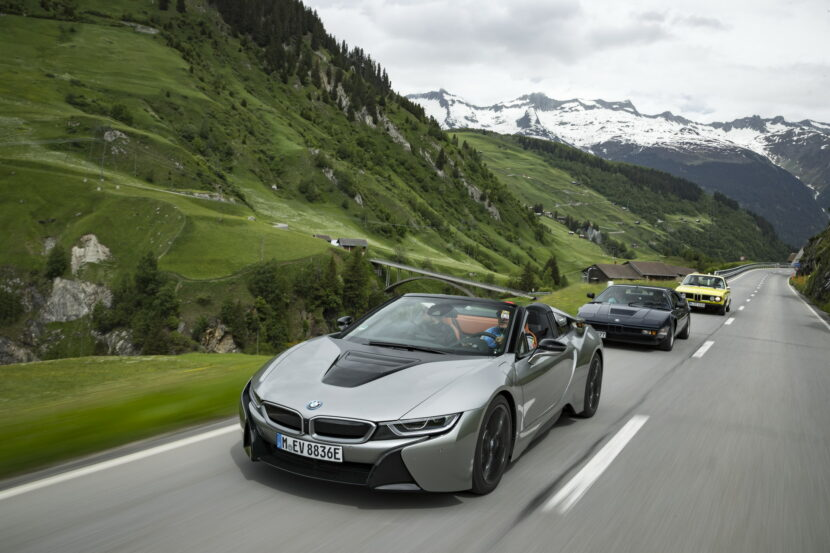 The BMW i8 Roadster I15 160 830x553