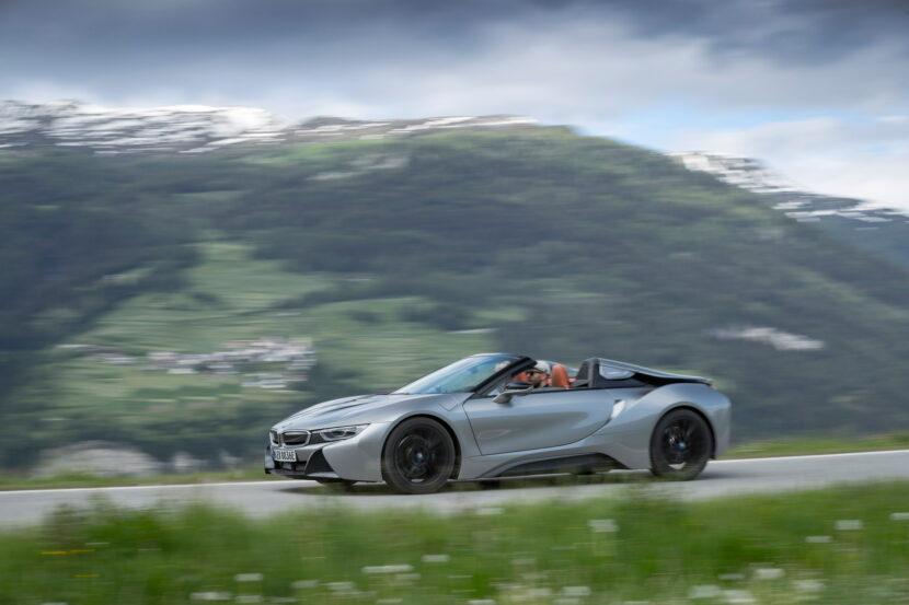 The BMW i8 Roadster I15 179 830x553