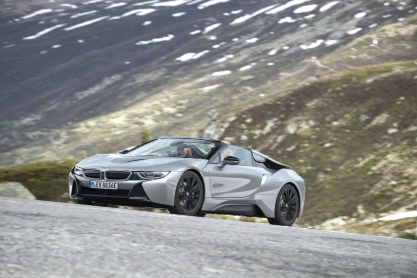 The BMW i8 Roadster I15 182 830x553
