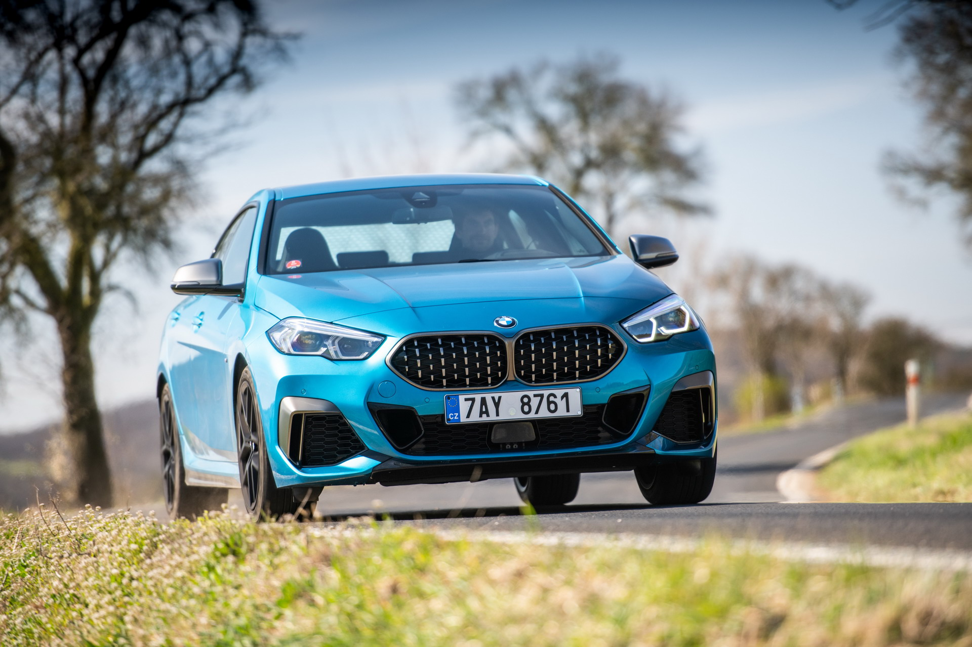 The new BMW 2 Series Gran Coupe Czech market launch 100