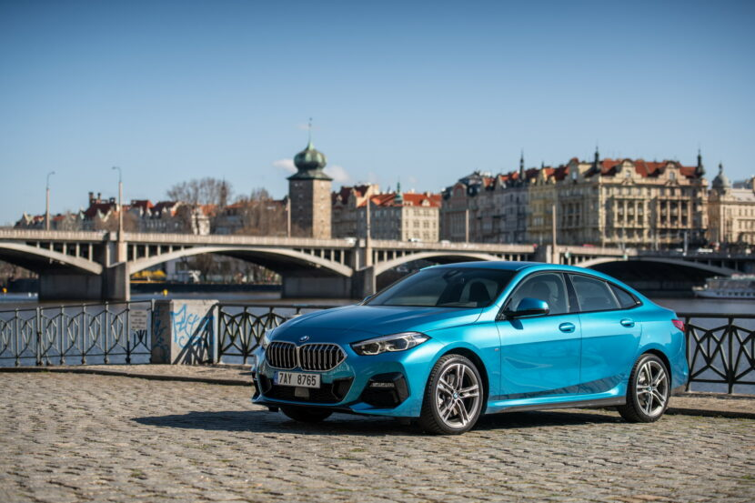 The new BMW 2 Series Gran Coupe Czech market launch 15 830x553