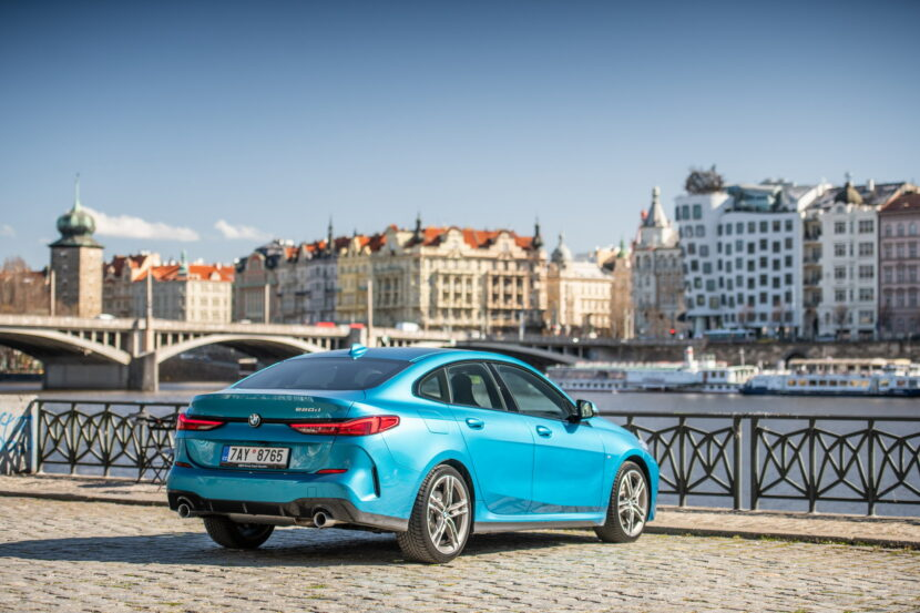 The new BMW 2 Series Gran Coupe Czech market launch 24 830x553