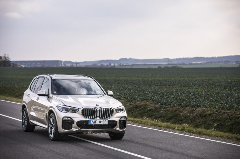 The new BMW X5 xDrive30d Czech market debut 11 830x553