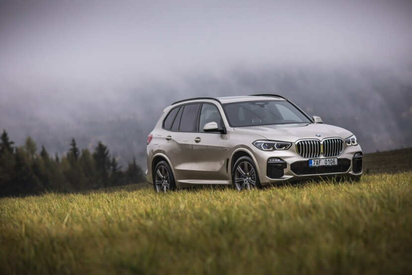 The new BMW X5 xDrive30d Czech market debut 112 830x553