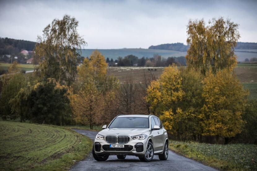 The new BMW X5 xDrive30d Czech market debut 114 830x553