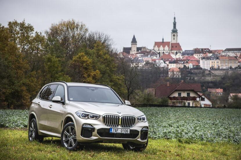 The new BMW X5 xDrive30d Czech market debut 33 830x553