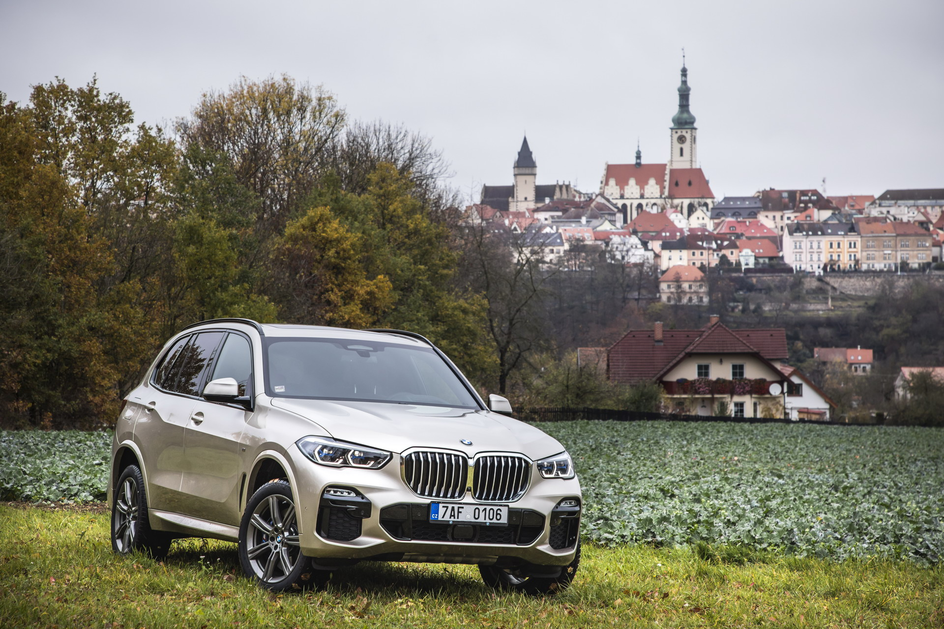 The new BMW X5 xDrive30d Czech market debut 33