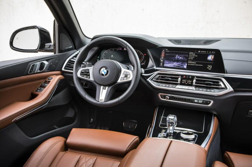 The new BMW X5 xDrive30d Czech market debut 48 830x553