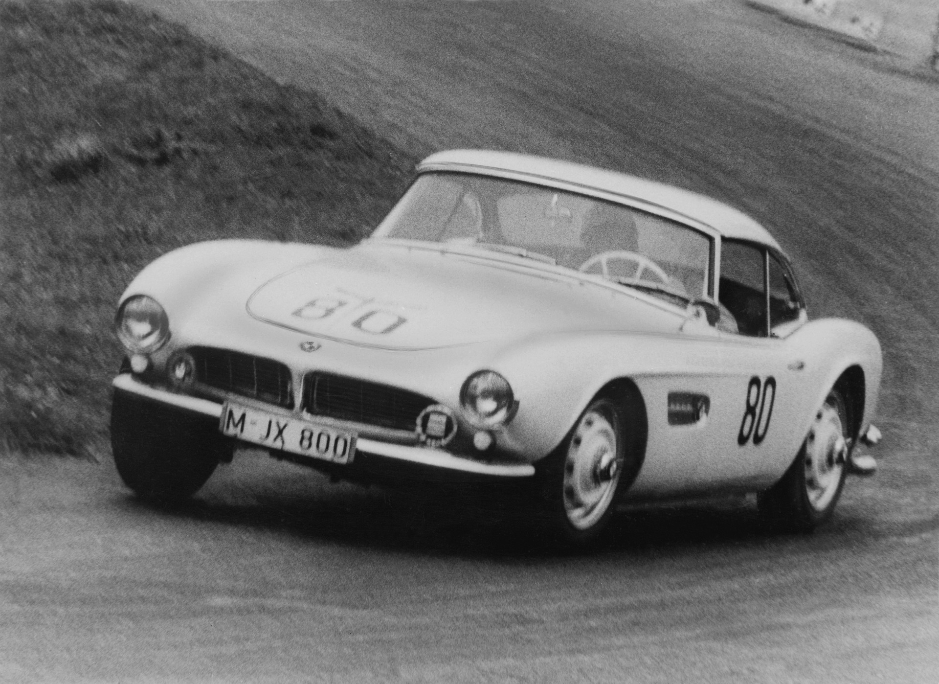The restoration process of the BMW 507 of Elvis Presley 26