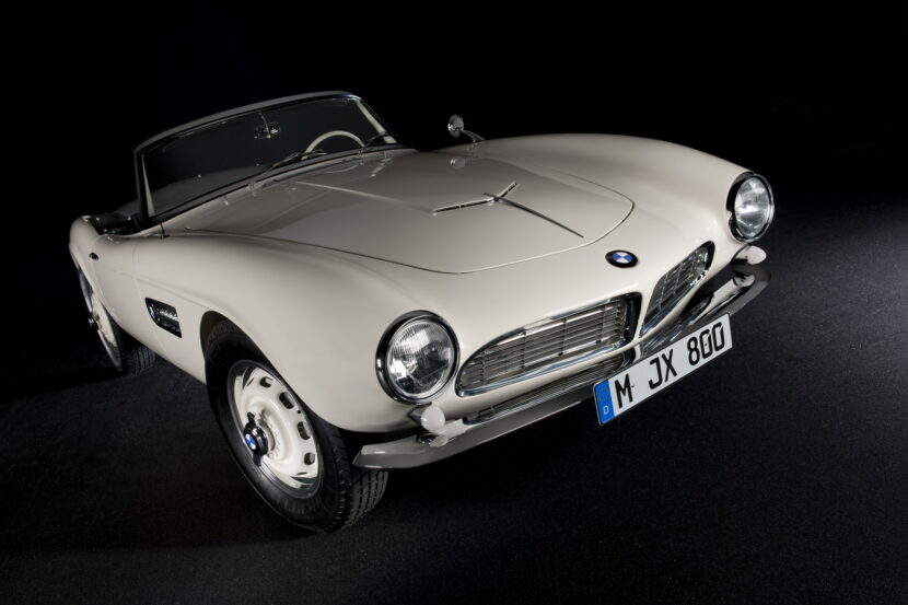 The restoration process of the BMW 507 of Elvis Presley 28 830x553