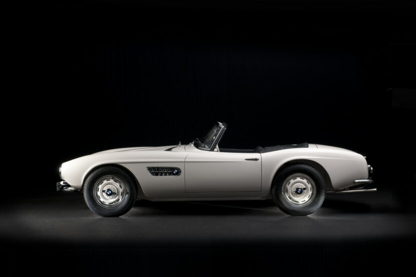 The restoration process of the BMW 507 of Elvis Presley 33 830x553