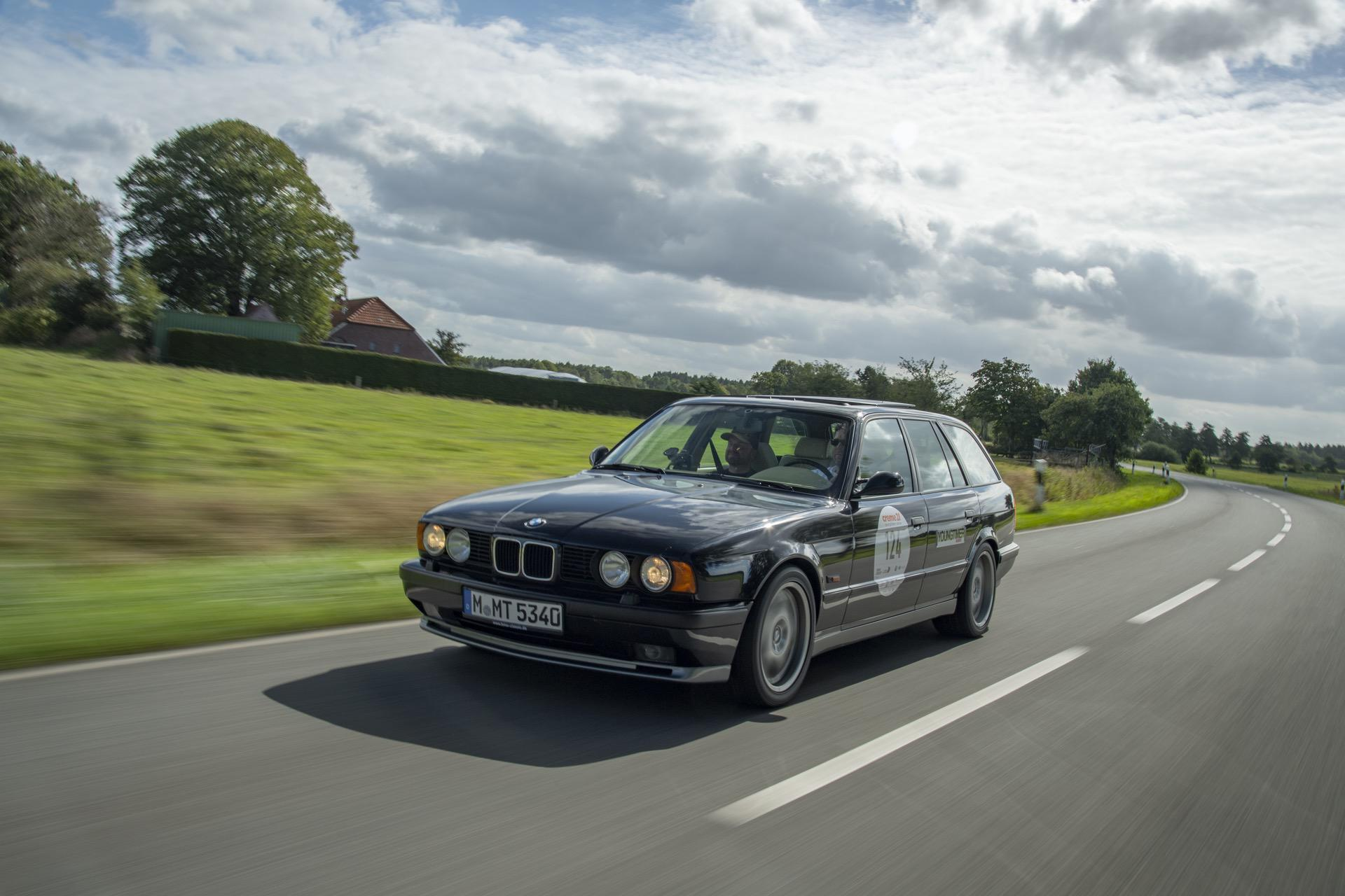 Bmw E34 M5 Touring It Was Once The World S Fastest Wagon
