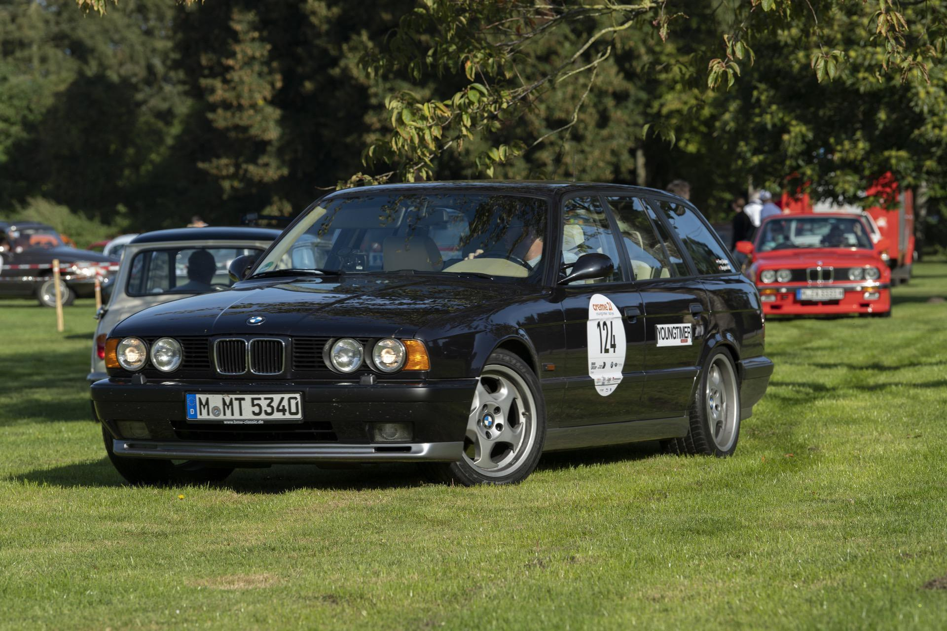 No M3 Wagon Getting You Down Get This E34 Bmw M5 Touring Instead