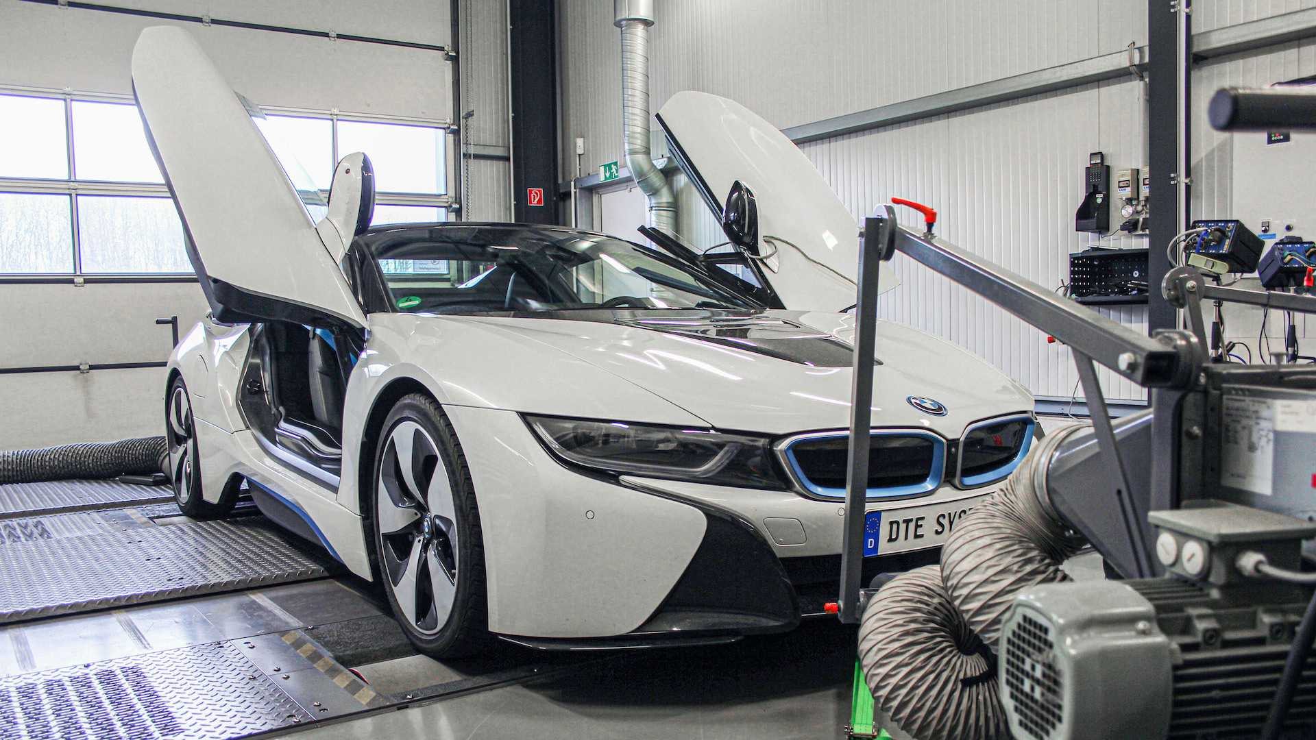 bmw i8 tuned by dte systems5