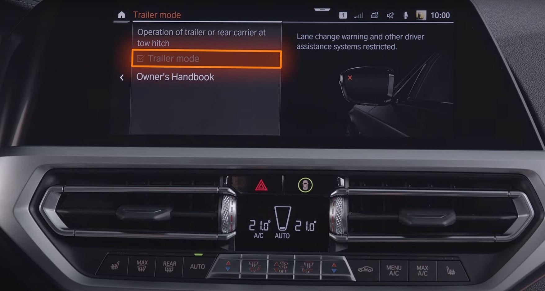 trailer mode