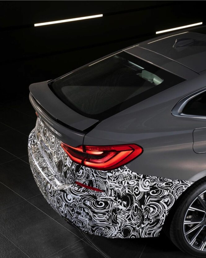 2020 BMW 6er GT Facelift G32 LCI Teaser 05 665x830