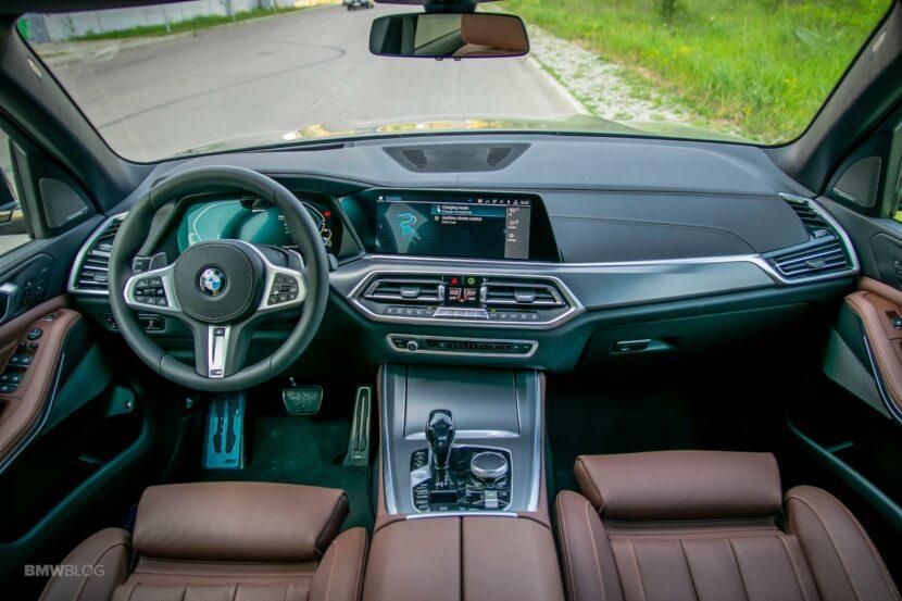 2020 BMW X5 xDrive45e Review 19 830x553