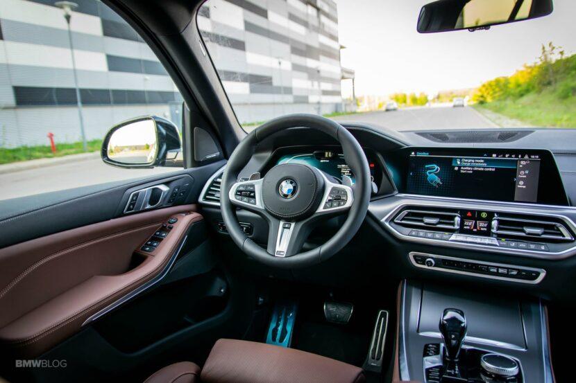 2020 BMW X5 xDrive45e Review 20 830x553
