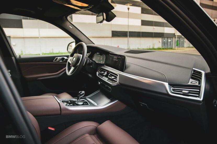 2020 BMW X5 xDrive45e Review 34 830x553