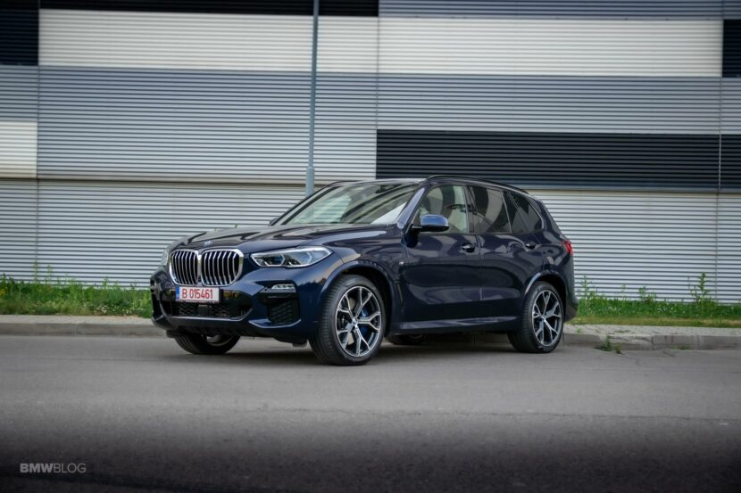 2020 BMW X5 xDrive45e Review 42 830x553