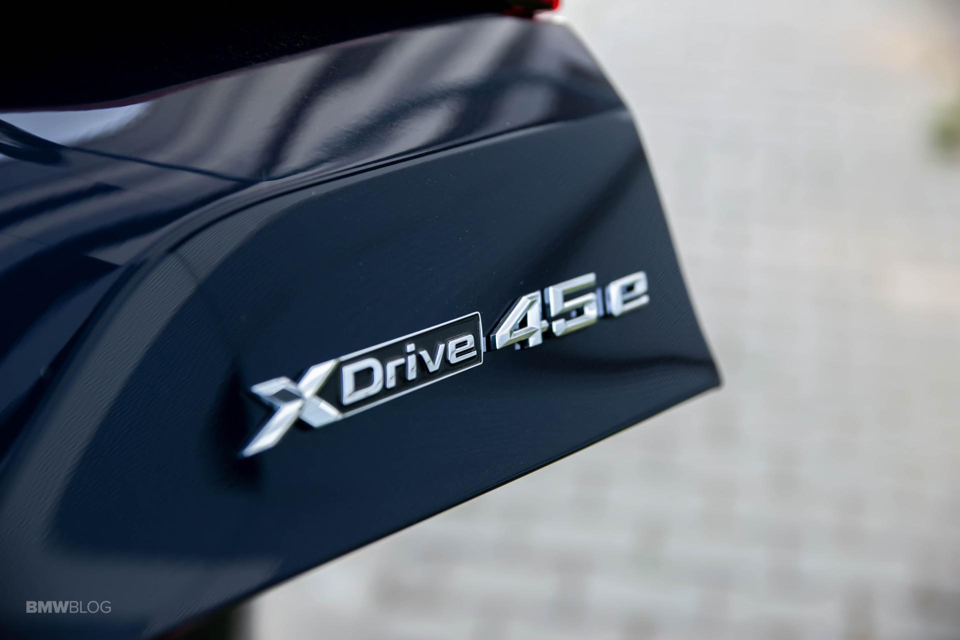 2020 BMW X5 xDrive45e Review 44