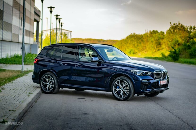 2020 BMW X5 xDrive45e Review 45 830x553