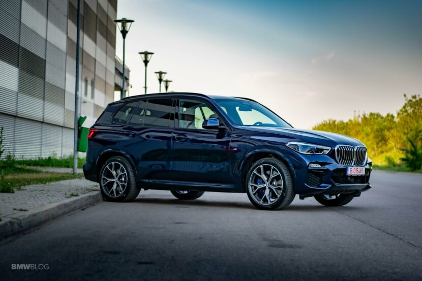 2020 BMW X5 xDrive45e Review 46 830x553