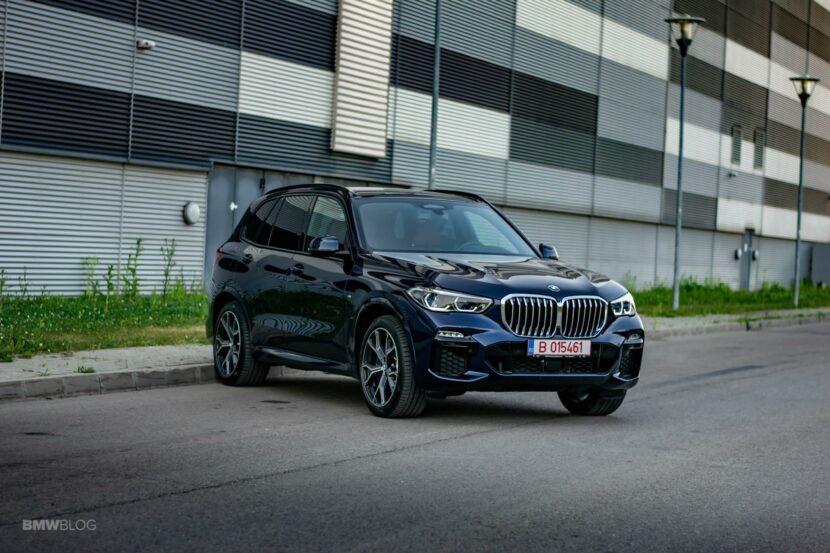2020 BMW X5 xDrive45e Review 48 830x553