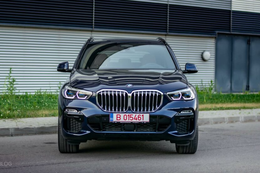 2020 BMW X5 xDrive45e Review 49 830x553