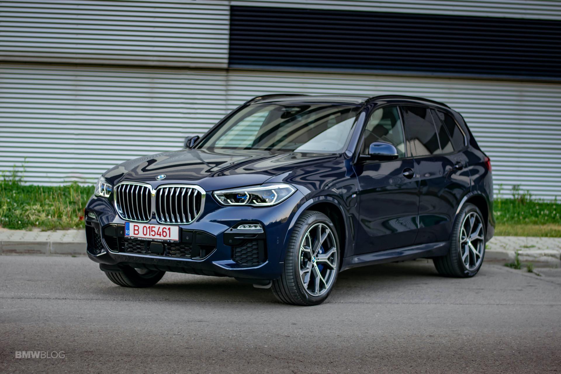 2020 BMW X5 xDrive45e Review 50