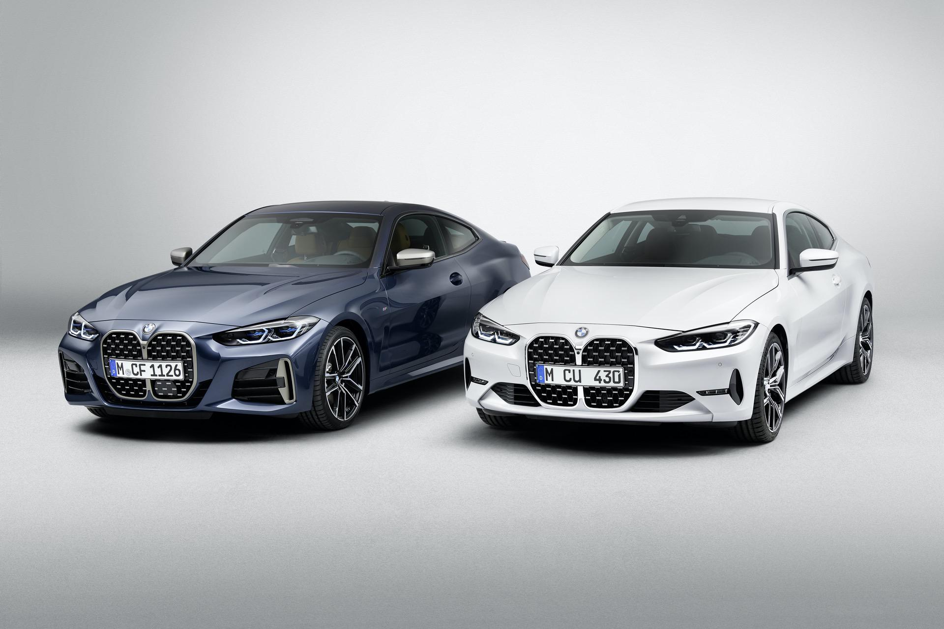 Which BMW 4 Series Looks Better: M Sport or Standard?