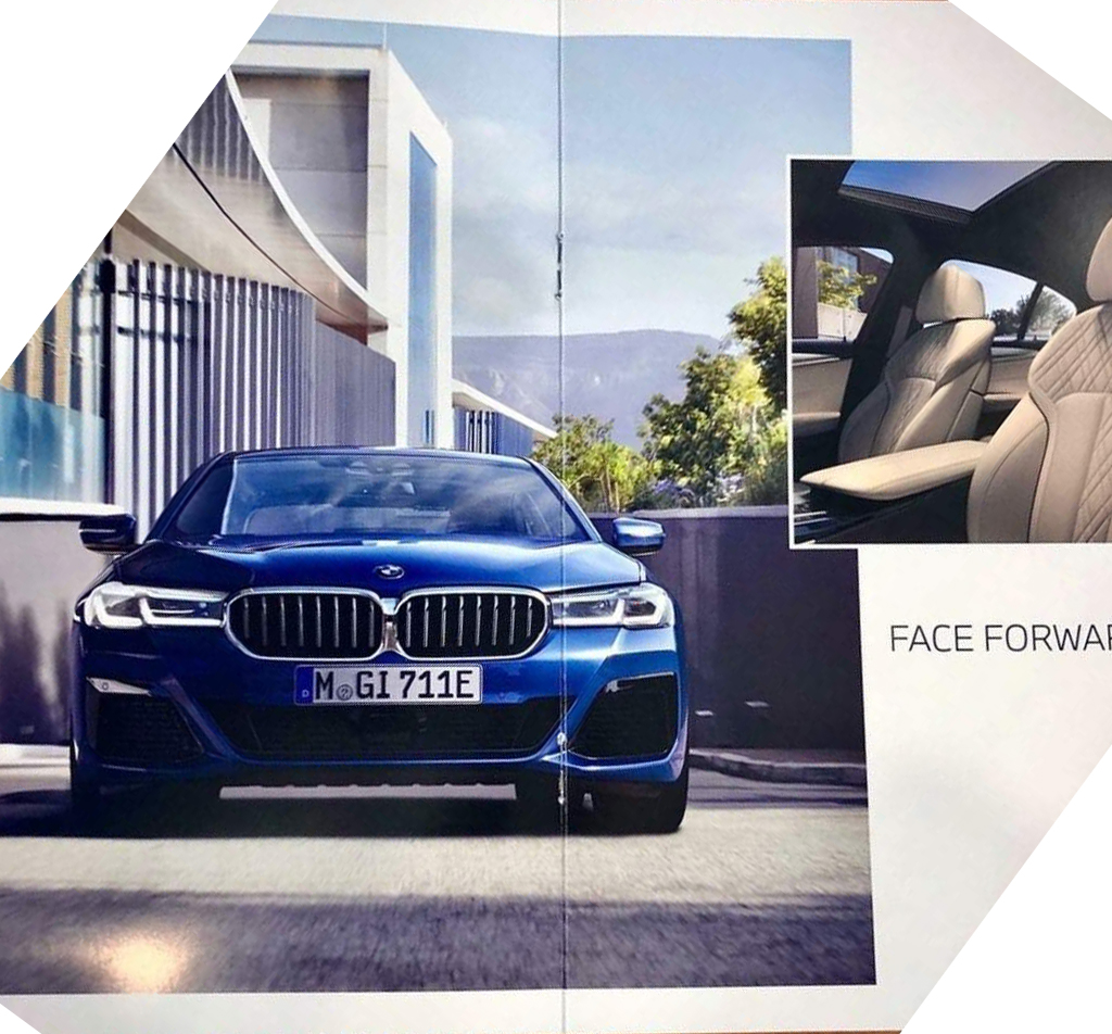 2021 bmw 5 series leaked