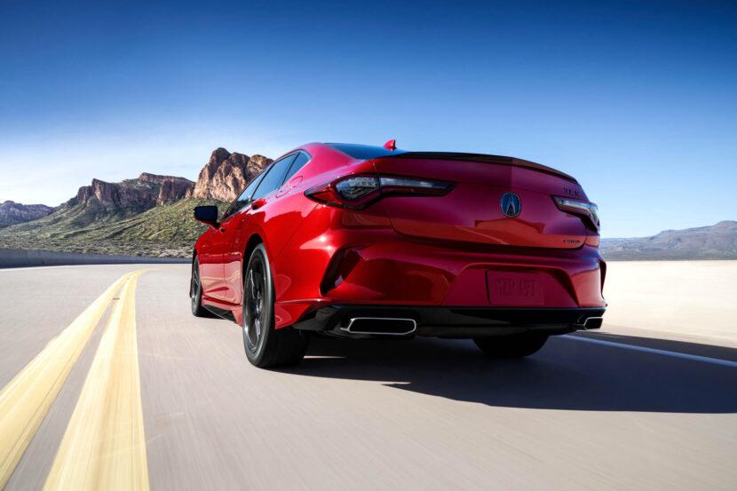 Acura TLX Type S 2 830x553