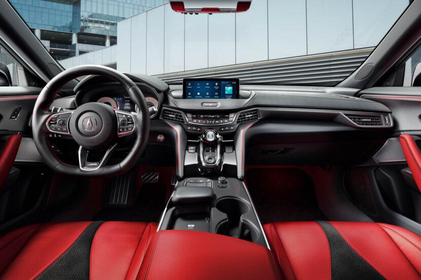 Acura TLX Type S 4 830x553