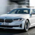 BMW 5 Series LCI vs Audi A6 8 120x120